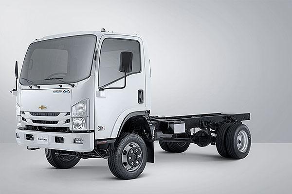 Llega a Colombia el primer camión 4x4 de Chevrolet: NPS Reward 1