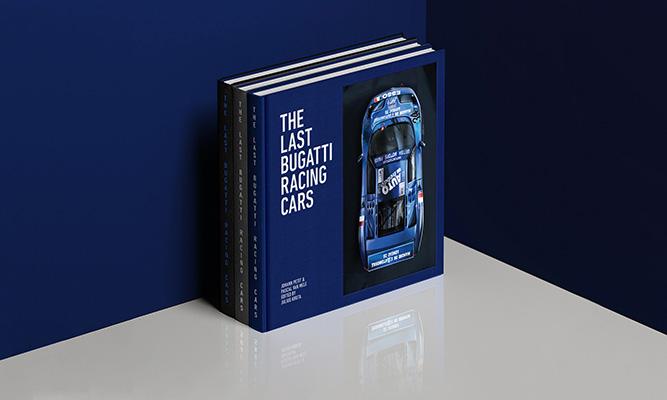 Libro sobre los últimos dos Bugatti de competición sale a preventa 1