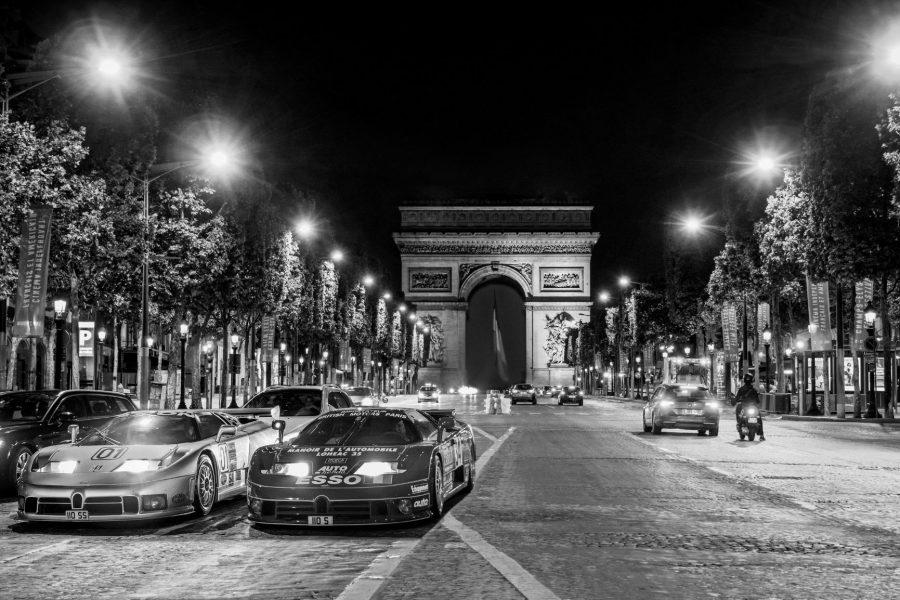 Libro sobre los últimos dos Bugatti de competición sale a preventa 2