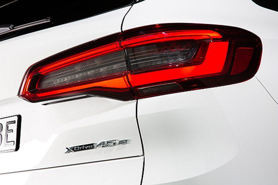 BMW X5 xDrive45e: Impresionante avance alemán 1