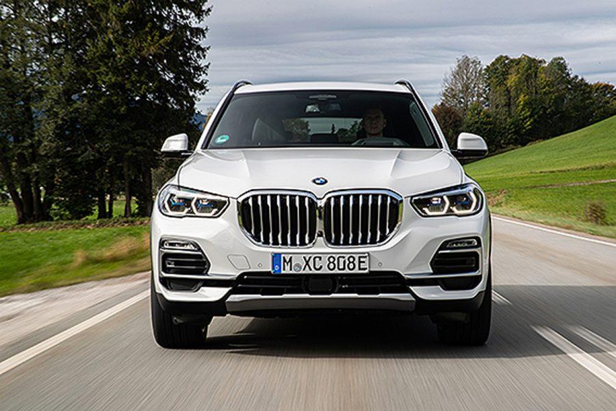 BMW X5 xDrive45e: Impresionante avance alemán 4