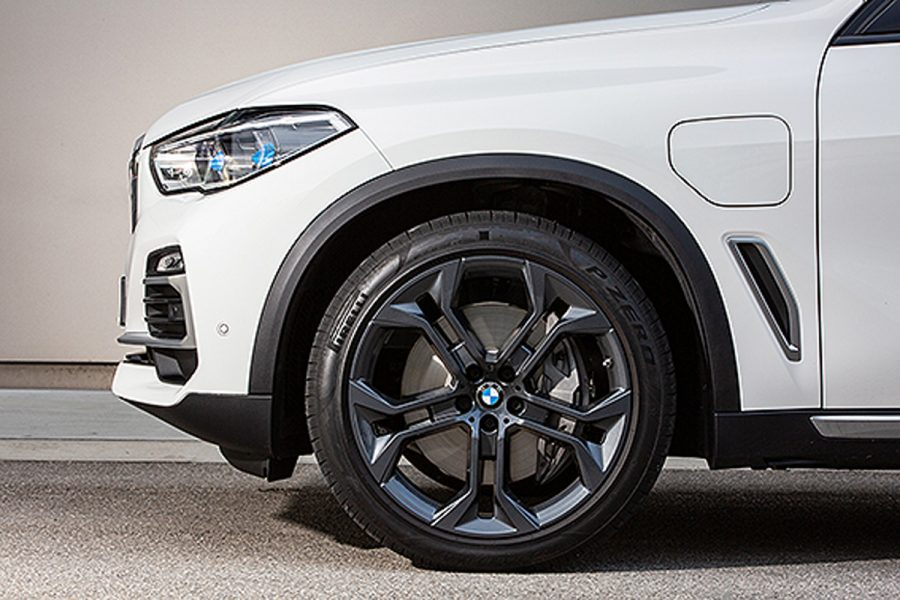 BMW X5 xDrive45e: Impresionante avance alemán 2