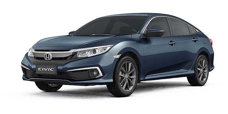 El emblemático Honda Civic, está de vuelta 1