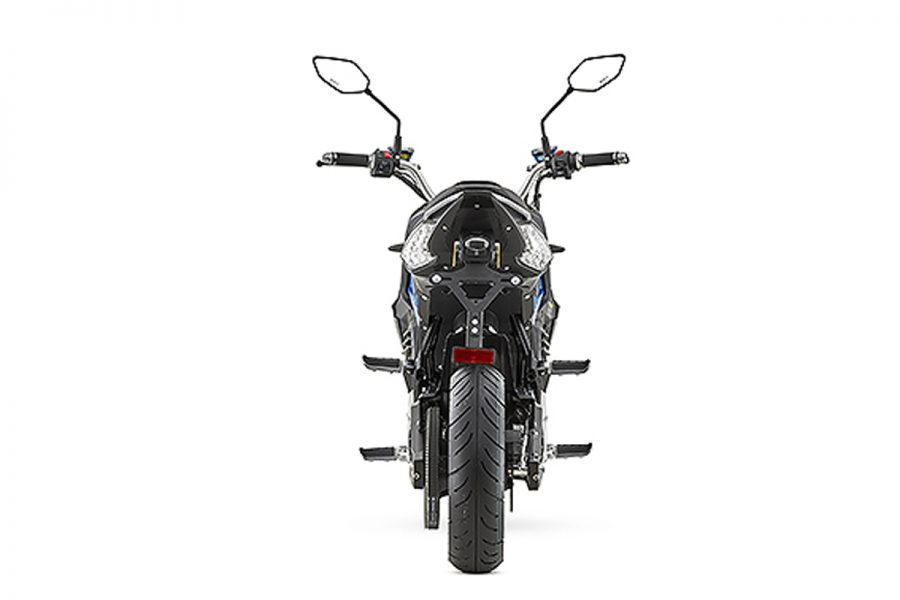 Auteco lanza la moto eléctrica Thunder 1500 3