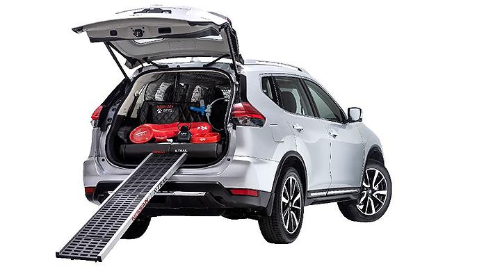 Nueva Nissan X-Trail versión Pets