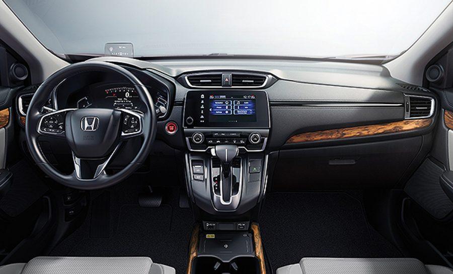 Nueva Honda CR-V, la SUV inspirada en tu futuro 1