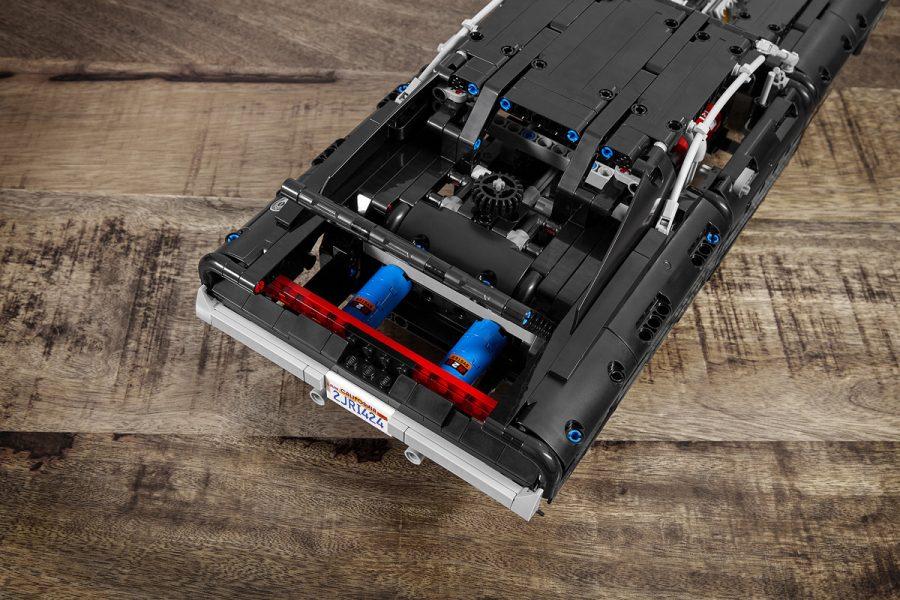 Lego tiene el Charger de Toretto 4