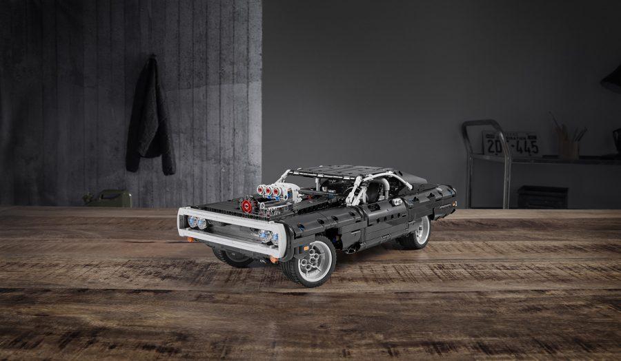 Lego tiene el Charger de Toretto 2