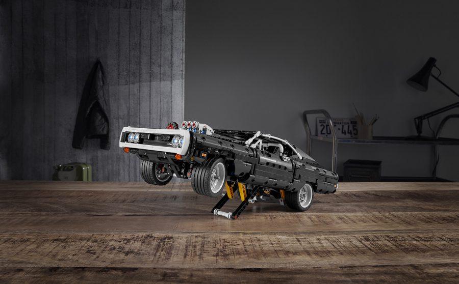Lego tiene el Charger de Toretto 1