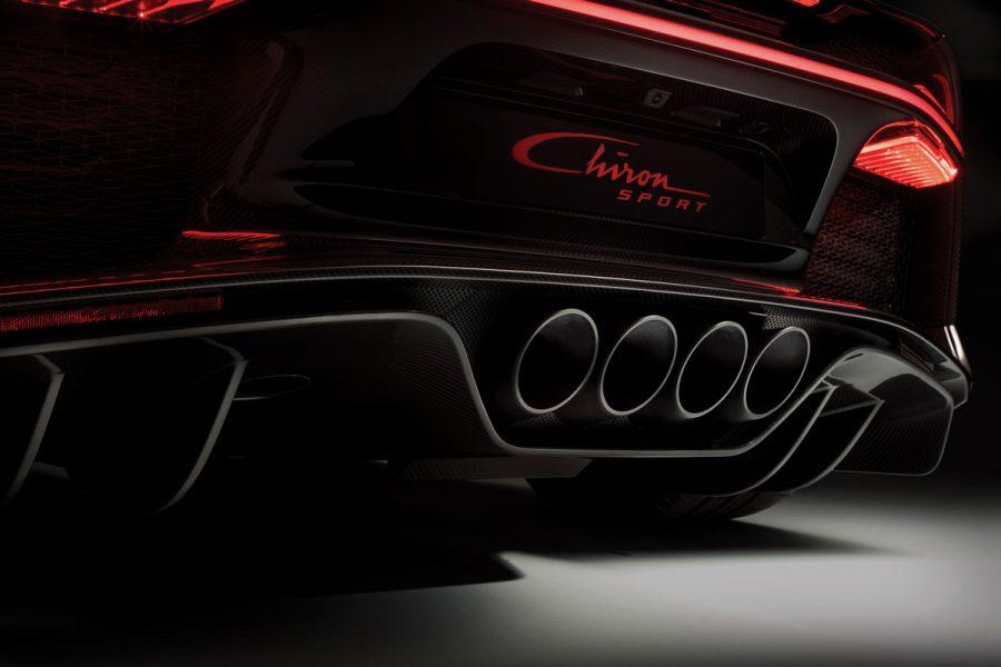 Bugatti Chiron Pur Sport - Hecho para tomar curvas 6