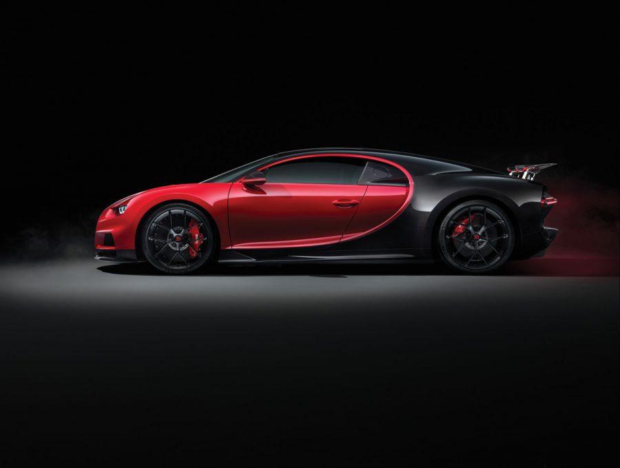 Bugatti Chiron Pur Sport - Hecho para tomar curvas 5