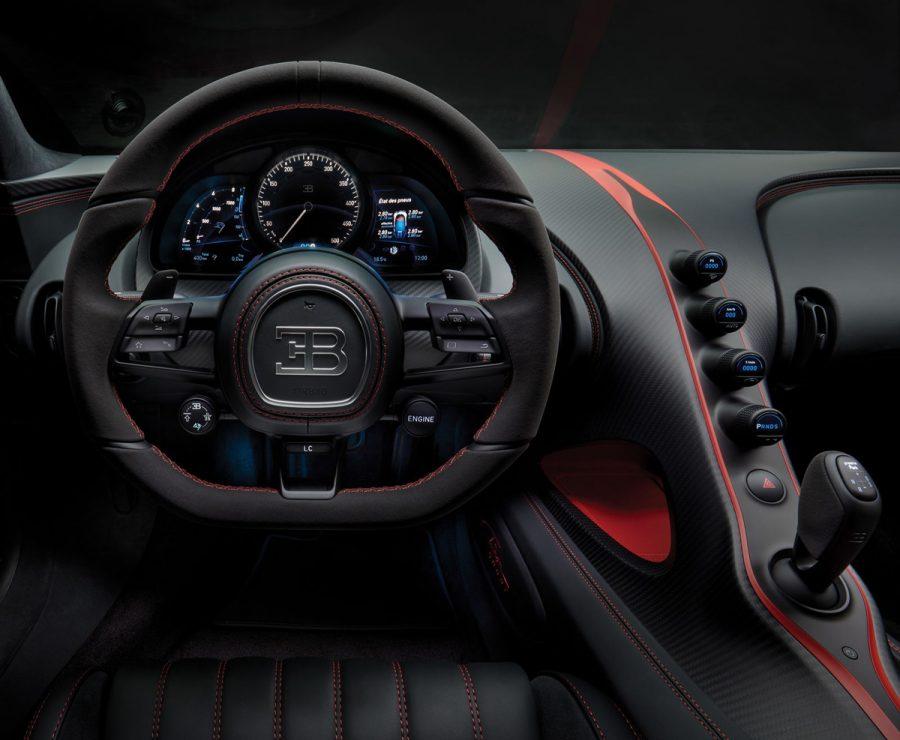 Bugatti Chiron Pur Sport - Hecho para tomar curvas 2