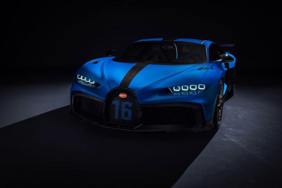 Bugatti Chiron Pur Sport - Hecho para tomar curvas 1