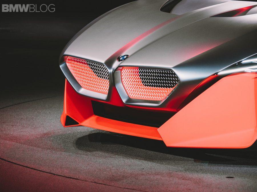 BMW Vision M Next: Vuelve el mítico BMW M1