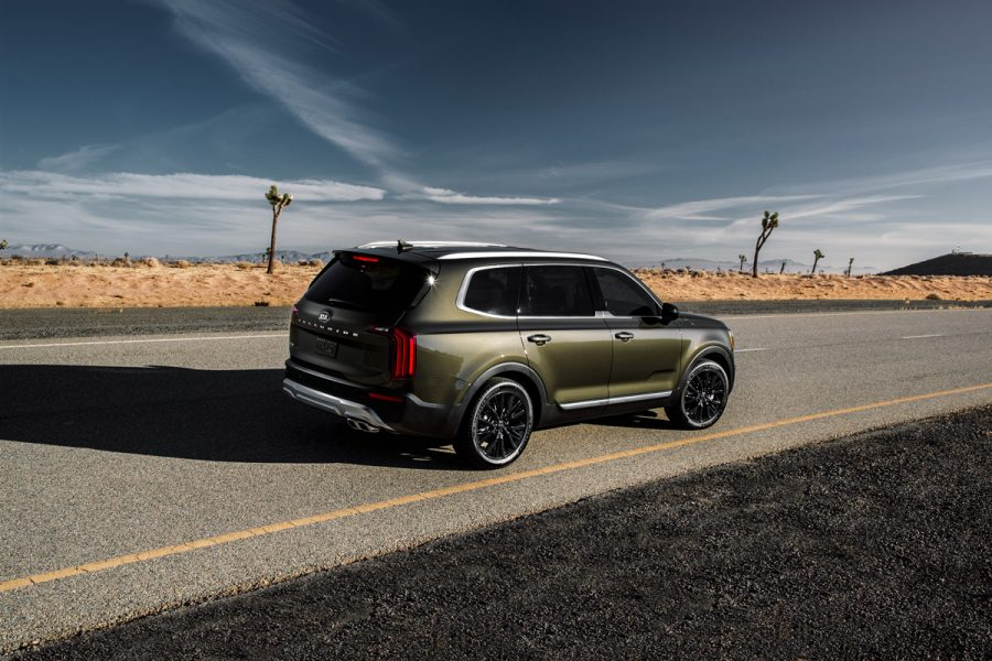 Elección de World Car Awards: Kia Telluride nombrado World Car of the Year 1
