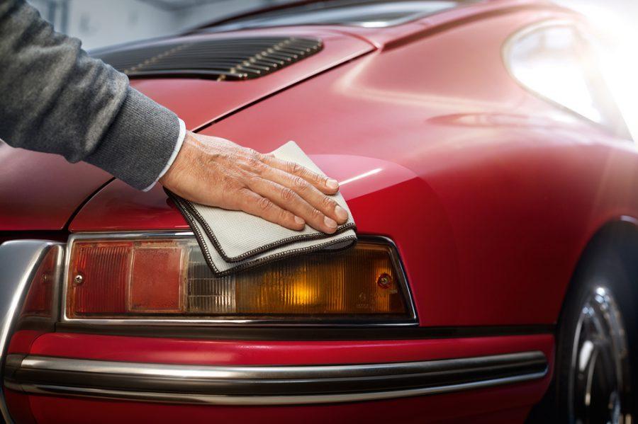 Cuidado para los Porsche de mayor edad