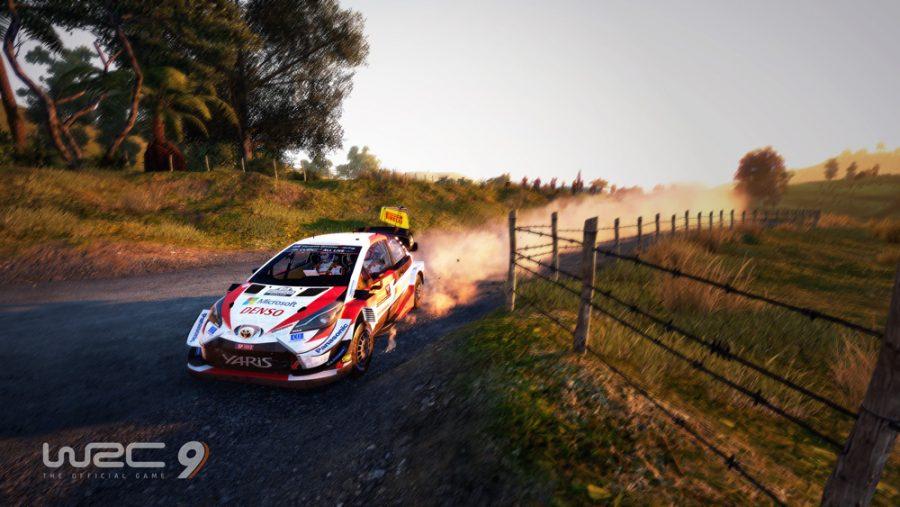 Nacon lanza nuevo trailer de WRC 9