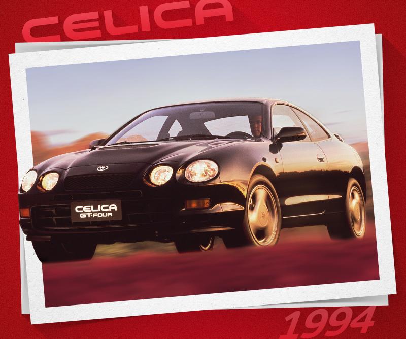 Cumple 50 años el mítico Toyota Celica