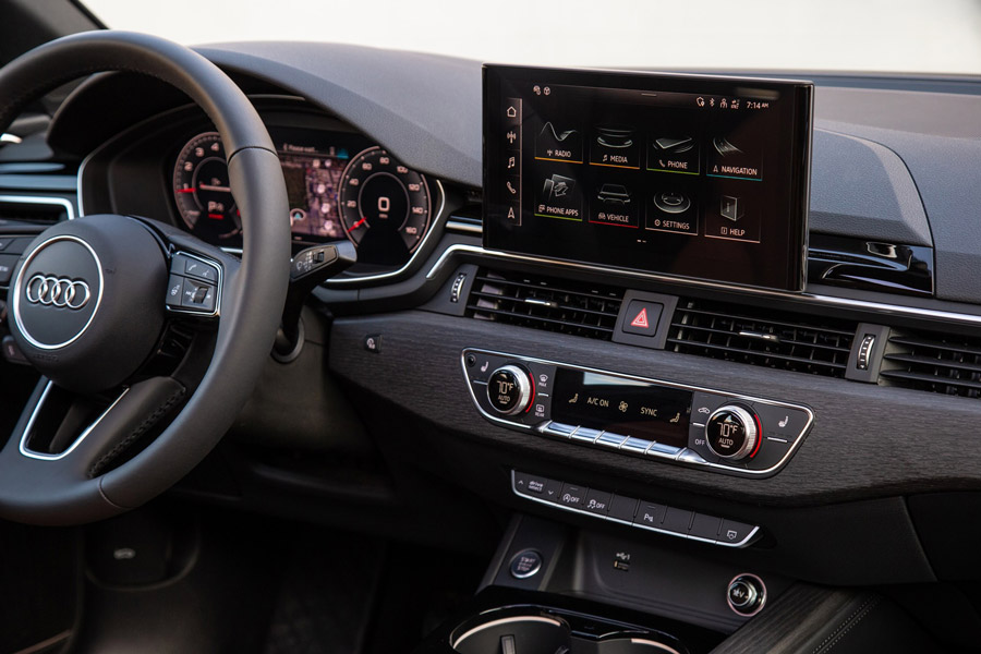 Audi MIB 3