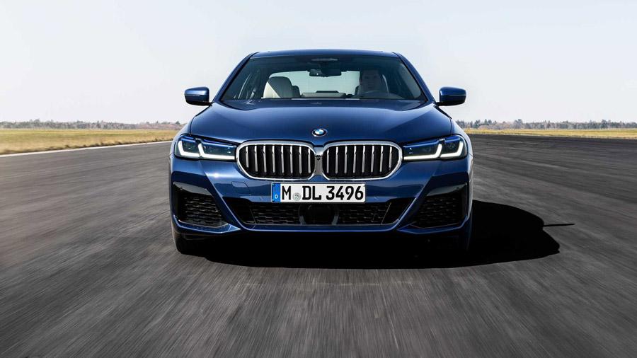 Se refresca el BMW Serie 5 2