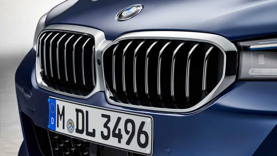 Se refresca el BMW Serie 5 3