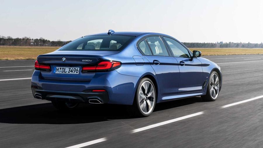 Se refresca el BMW Serie 5 1