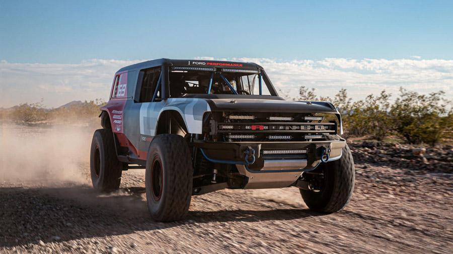 Mustang y Bronco serían sub-marcas de Ford 4
