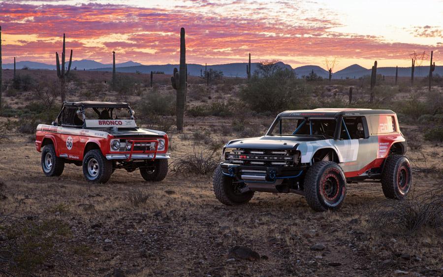 Mustang y Bronco serían sub-marcas de Ford 5