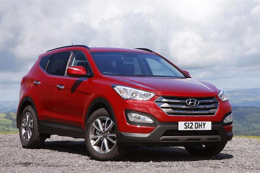 La Hyundai Santa Fe cumple 20 años 3