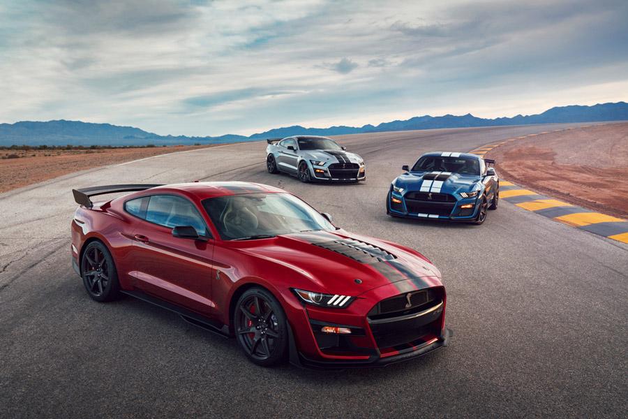 Mustang y Bronco serían sub-marcas de Ford 3