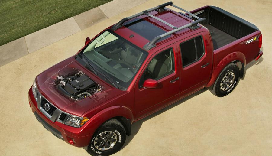 Nissan USA estrena motor en su Frontier 3