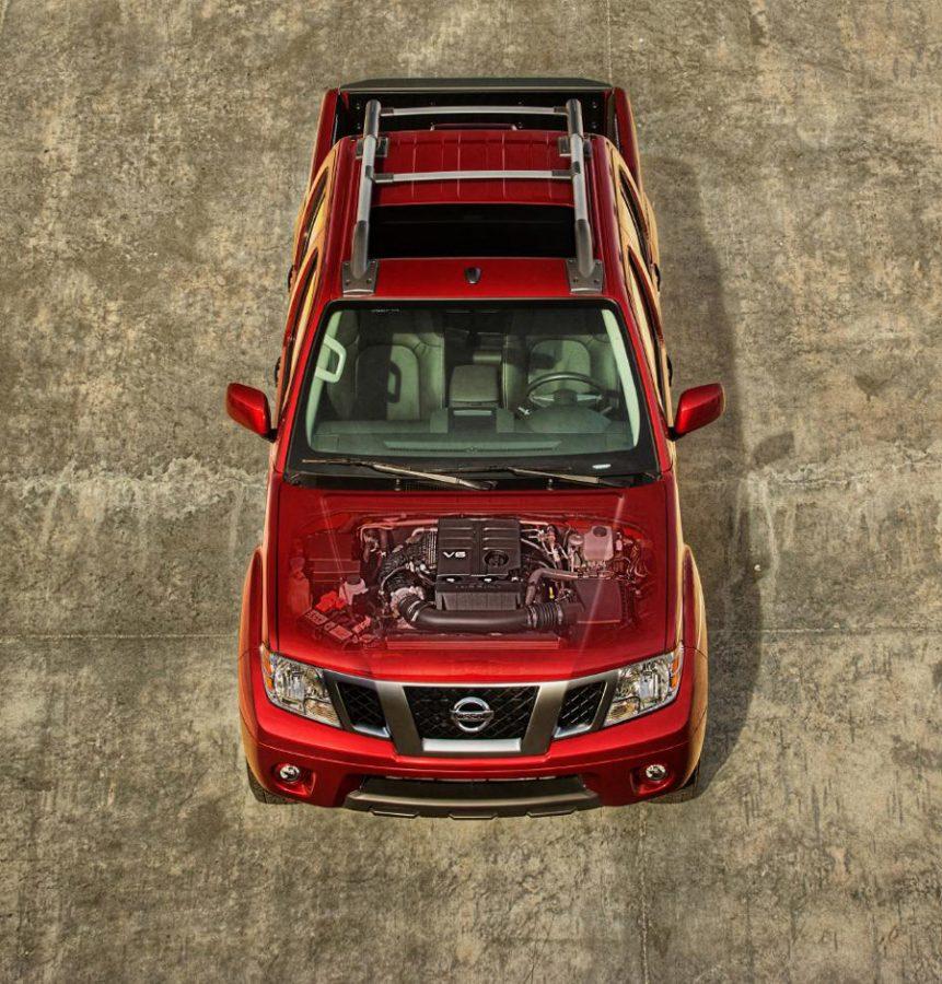 Nissan USA estrena motor en su Frontier 4