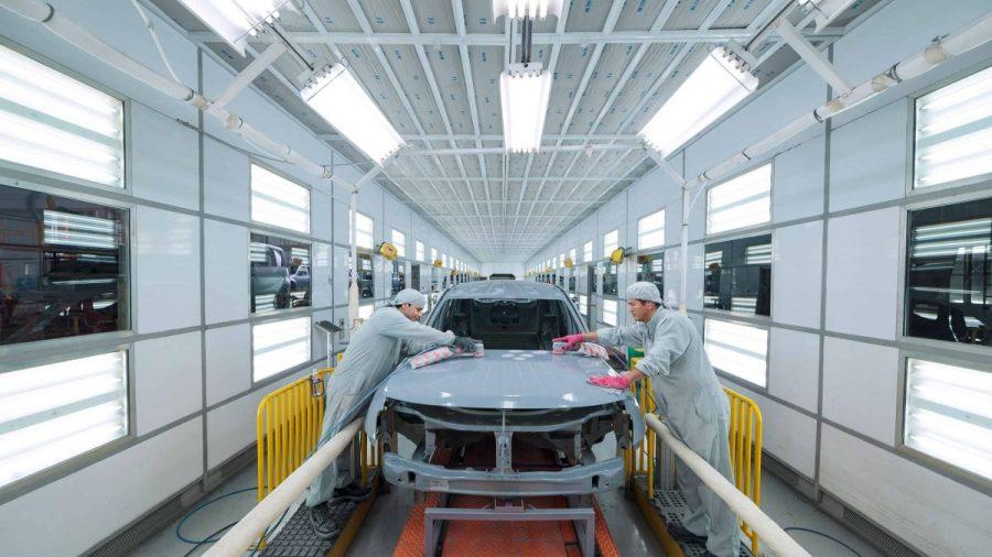 RENAULT-Sofasa reanuda su operación industrial 1
