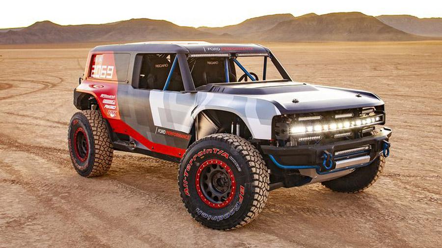 Mustang y Bronco serían sub-marcas de Ford 2
