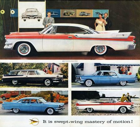 Los primeros Dodge Dart (1960 – 1969) 1