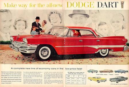 Los primeros Dodge Dart (1960 – 1969) 3