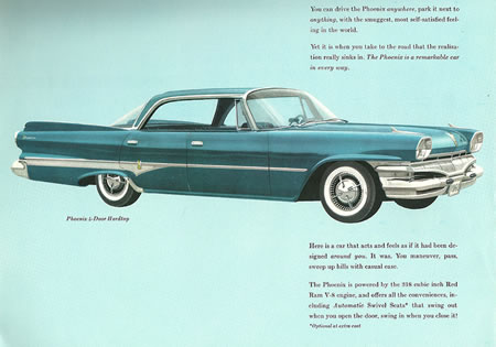 Los primeros Dodge Dart (1960 – 1969) 5