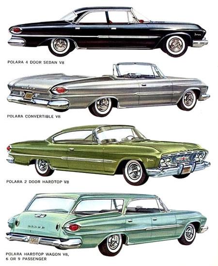 Los primeros Dodge Dart (1960 – 1969) 9
