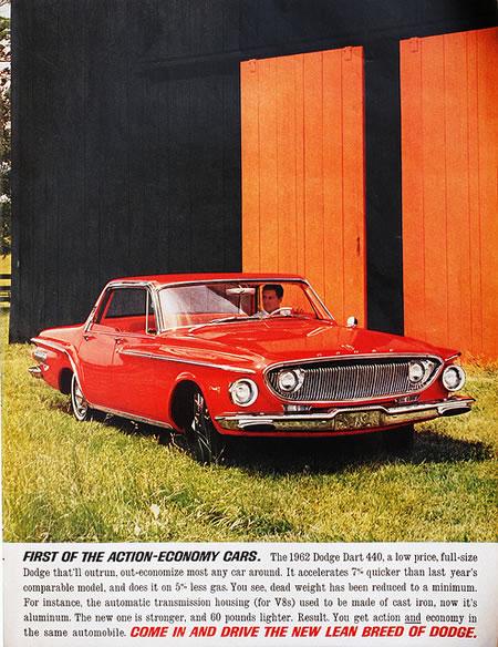 Los primeros Dodge Dart (1960 – 1969) 11