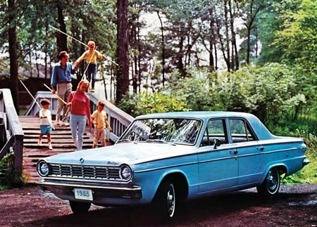 Los primeros Dodge Dart (1960 – 1969) 13