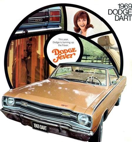 Los primeros Dodge Dart (1960 – 1969) 15