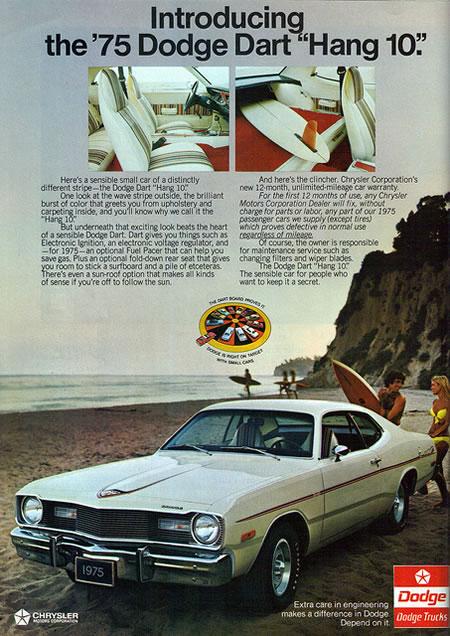 Los primeros Dodge Dart (1960 – 1969) 17