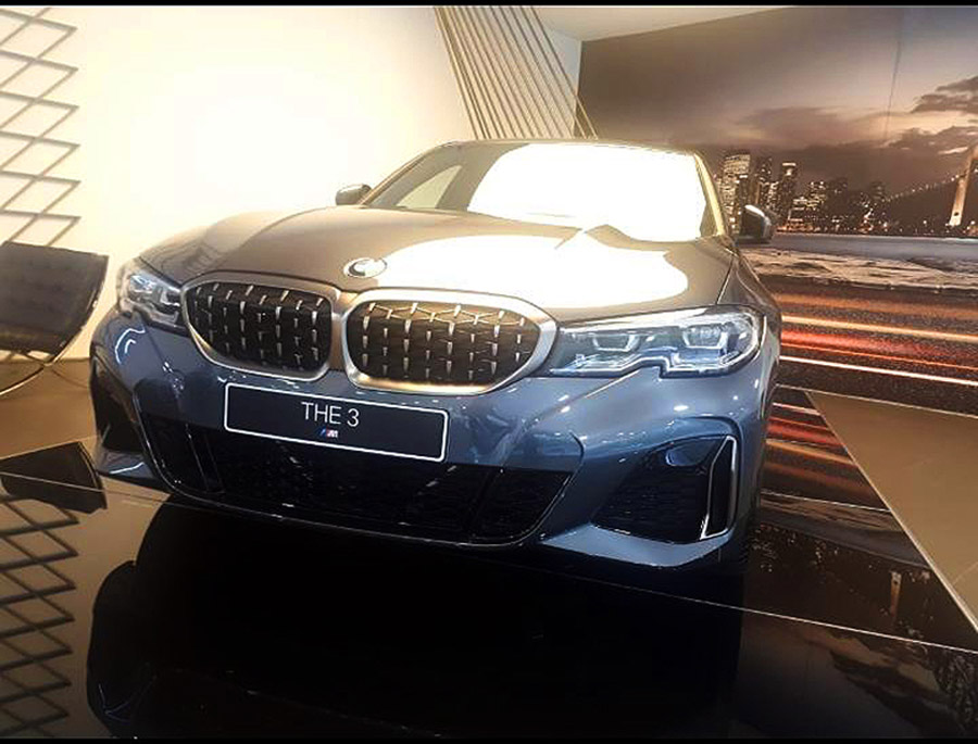 BMW Serie3