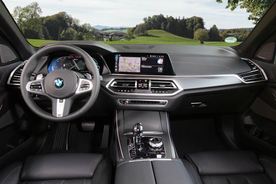 BMW estrena su X5 PHEV
