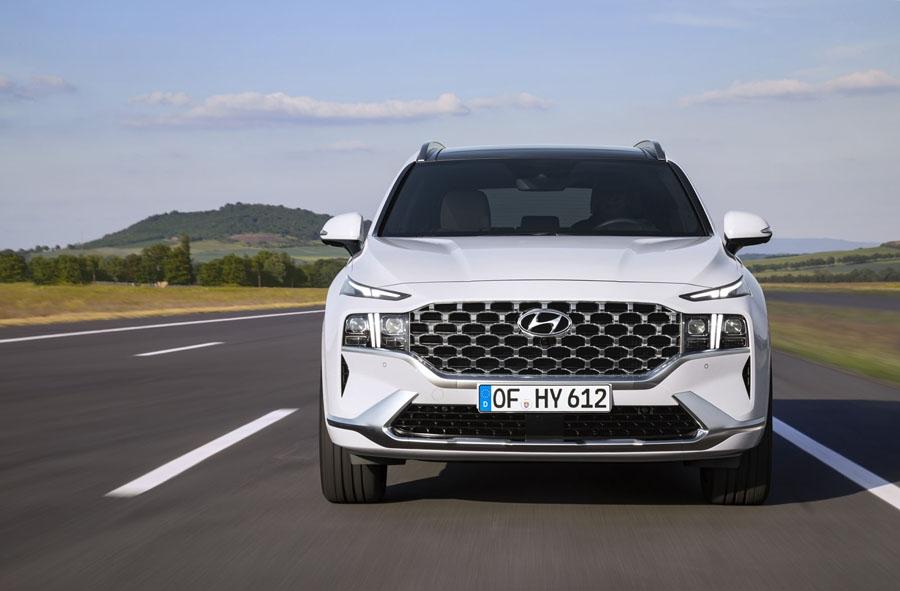 Hyundai revela el nuevo Santa Fe