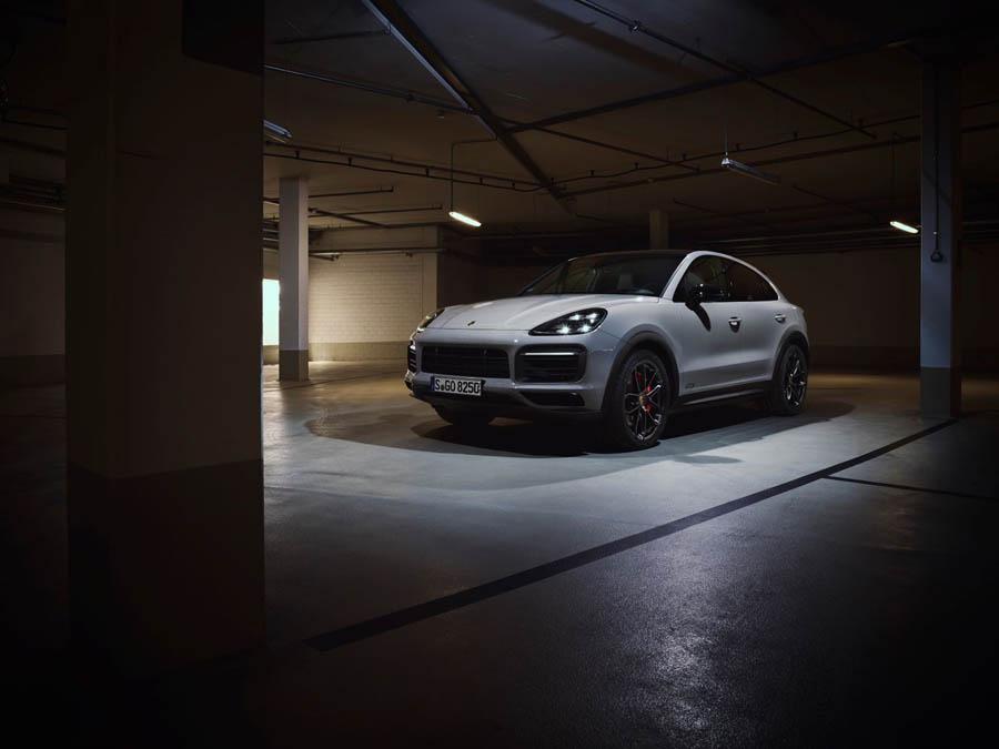 El Porsche Cayenne vuelve al V8