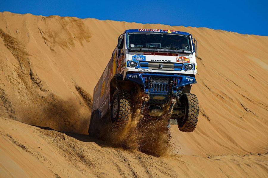 Muchos estrenos en el Rally Dakar 2021