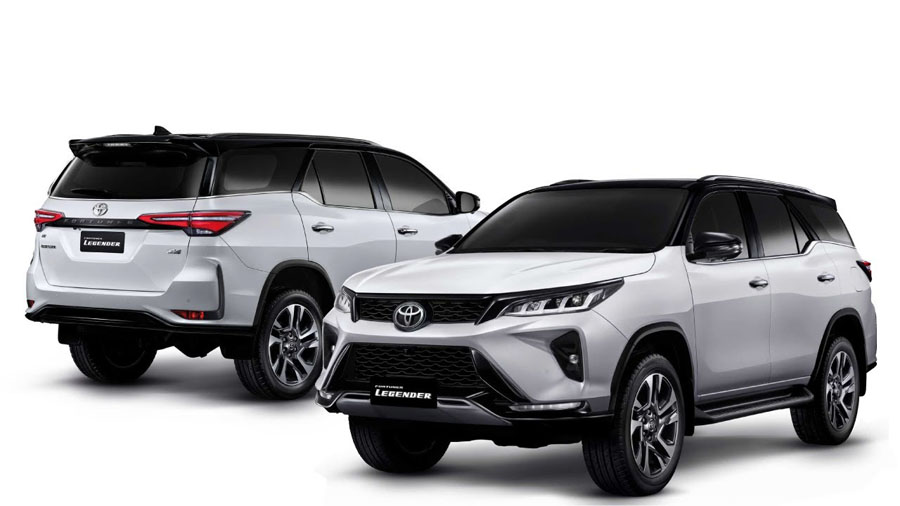 Toyota SW4: Un estreno muy esperado