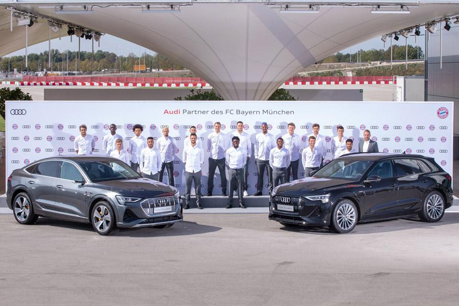 Audi le pone ´corriente´al Bayern 4