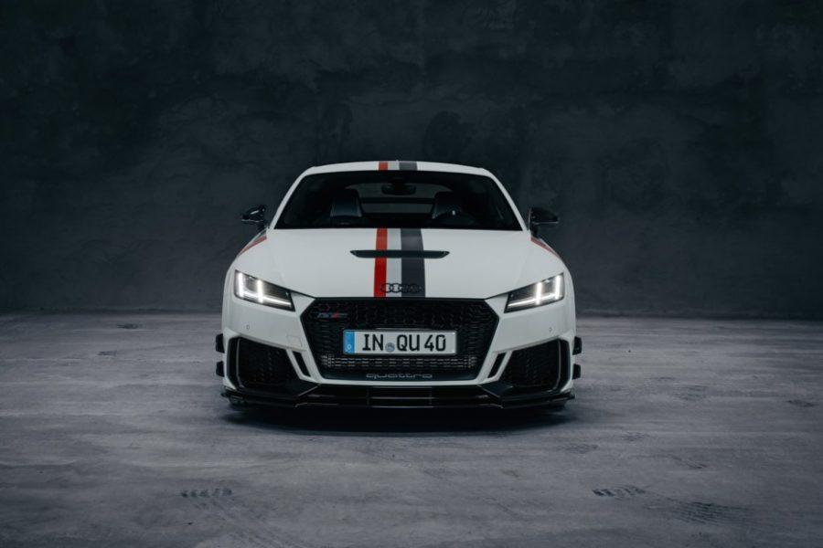 Audi TT RS: Homenaje a los 40 años de quattro 1